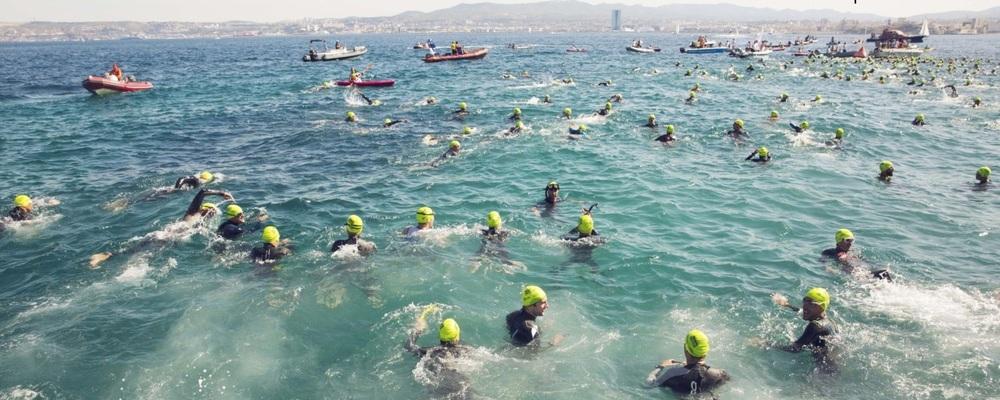 Invitation à nager pour l'océan