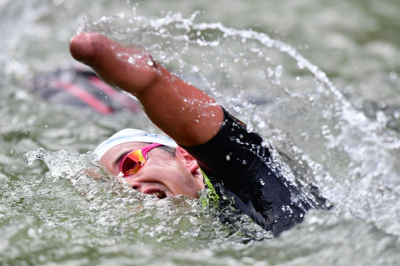 1er Rendez-vous Nagez pour l'Océan : Théo Curin lance un défi sportif et éco-responsable à tous les nageurs !